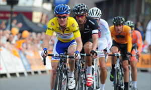 The Tour Series cycle race